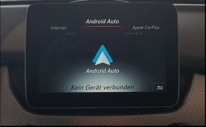 Android Auto im Audio20 NTG5S1